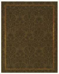Rugstudio Famous Maker 39703 Chocolate Area Rug