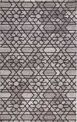 Feizy Asher 8766f Gray - Charcoal Area Rug