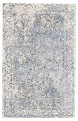 Feizy Reagan 8687f Gray - Blue Area Rug