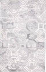 Feizy Asher 8772f Medium Grey Area Rug