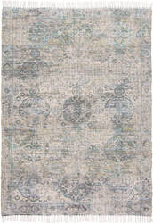 Feizy Shira I0770 Tan - Green Area Rug