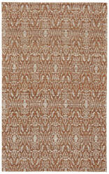 Feizy Lilliana 0766f Rust Area Rug