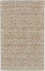 Feizy Leon 0119f Natural - Ivory Area Rug