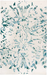 Feizy Rhett I8065 Light Gray - Ivory Area Rug