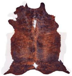 Feizy Bartlett Cowhd Exotic - Dark Area Rug