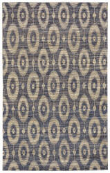 Feizy Lilliana 0765f Navy Area Rug