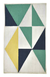 Feizy Clare 0526f Sea Green - Multi Area Rug