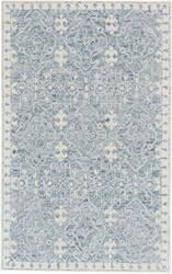 Feizy Rhett I8078 Blue - Ivory Area Rug