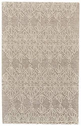 Feizy Enzo 8735f Ivory - Taupe Area Rug