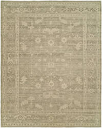 Hri Antique Natural An-252 Grey - Ivory Area Rug