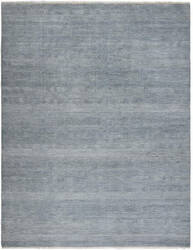 Hri Mirage Mt-105 Light Blue - Silver Area Rug