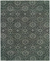 Hri Vogue 28 Charcoal - Grey Area Rug