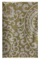 Jaipur Living Maroc MR22 Sweet Pea - Whitecap Gray Area Rug