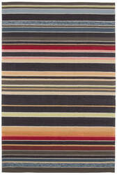 Jaipur Living Colours I-O Raise the Bar CO03 Deep Charcoal Area Rug