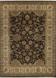 Jaipur Living Atlantis Taj Al13 Anthracite - Friar Brown Area Rug