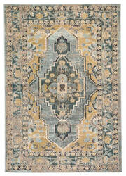 Jaipur Living Amuze Jolyn Amz07 Blue Area Rug