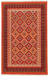 Jaipur Living Anatolia Izmir At06 Jaffa Orange - Partridge Area Rug