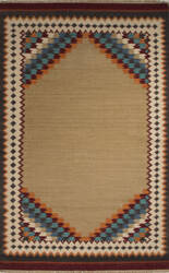 Jaipur Living Anatolia Woodland At11 Warm Sand - Crème Brulee Area Rug