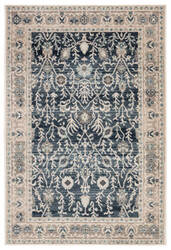 Jaipur Living Berkeley Bellamy Ber11 Dark Blue - Light Gray Area Rug