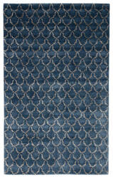 Custom Jaipur Living Baroque Clan Bq36 Stellar - Cement Area Rug