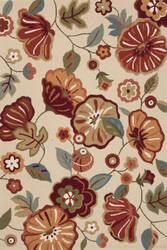 Jaipur Living Blossom Rosewood Bsm05 Angora - Baltic Area Rug