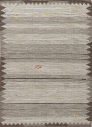 Jaipur Living Carolina Dennison Cal03 Egret and Moon Rock Area Rug