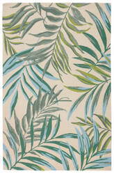 Jaipur Living Catalina Osmia Cat53 Green - Cream Area Rug