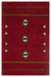 Jaipur Living Cabin Fir Cbn02 Red Ochre - Nine Iron Area Rug