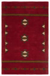 Jaipur Living Cabin Fir Cbn02 Red Ochre - Nine Iron Area Rug