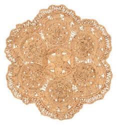 Jaipur Living Cercles Freesia Cec01 Beige Area Rug