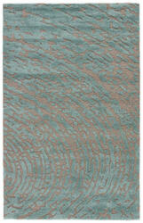 Jaipur Living Clayton Daizy Cln09 Wild Dove - North Sea Area Rug