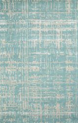 Jaipur Living Clayton Pals Cln14 Dusty Aqua - Silver Birch Area Rug