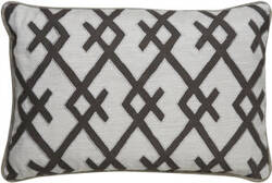 Jaipur Living Cosmic By Nikki Chu Pillow Mhina Cnk14 Silver - Gray Area Rug