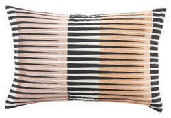 Jaipur Living Cosmic By Nikki Chu Pillow Nki32 Cnk27 Marshmallow - Toasted Nut
