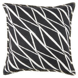 Jaipur Living Cosmic By Nikki Chu Pillow Nki33 Cnk28 Jet Black - Pristine
