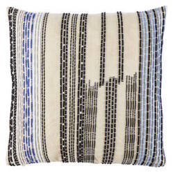 Jaipur Living Cosmic By Nikki Chu Pillow Nki37 Cnk31 Oxford Tan - Phantom