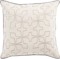 Jaipur Living Cosmic By Nikki Chu Pillow Greta Cnk59 Cream - Beige