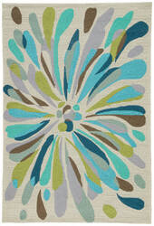 Jaipur Living Colours Flowerburst Co16 Peridot - Billiard Area Rug