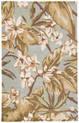 Jaipur Living Coastal Seaside Lynn Haven Cos34 High Rise - Egret Area Rug