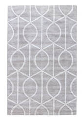 Jaipur Living City Seattle Ct14 Drizzle - Star White Area Rug