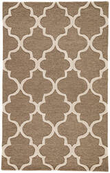 Custom Jaipur Living City Miami Ct20 Mushroom - Antique White Outlet Area Rug