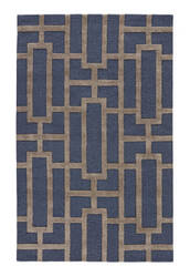Jaipur Living City Dallas Ct37 Medieval Blue - Cobblestone Area Rug