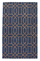Jaipur Living City Bellevue Ct52 Nazarine Blue - Bluestone Area Rug