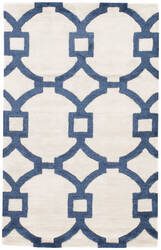 Custom Jaipur Living City Regency Ct57 Light Gray - Dark Denim Area Rug