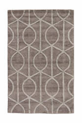 Jaipur Living City Seattle Ct73 Bungee Cord - Aluminum Area Rug