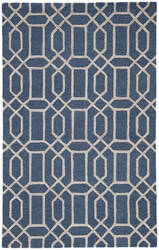 Jaipur Living City Bellevue Ct74 Majolica Blue - Silver Gray Area Rug