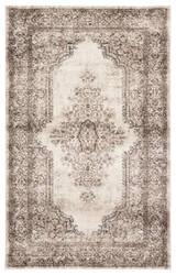 Jaipur Living Dalton Eisley Dat09 Brown - Ivory Area Rug