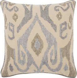 Jaipur Living Dekota Pillow Chilano Dek07 Silver - Gold Area Rug