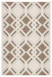 Jaipur Living Decora By Nikki Chu Samba Dnc19 Brown - Light Blue Area Rug