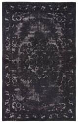 Jaipur Living Eclipse Gala Ecl01 Jet Black - Gray Violet Area Rug